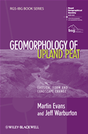 Geomorphology Of Upland Peat: