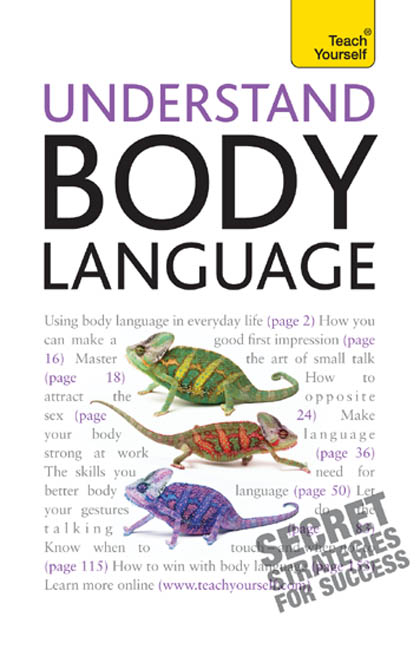 Understand Body Language By: Gordon Wainwright