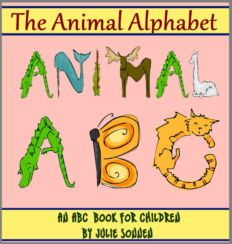 The Animal Alphabet: An Animal ABC Book for Children