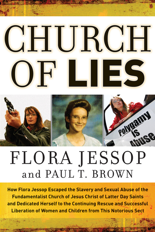 Church of Lies By: Flora Jessop,Paul T. Brown