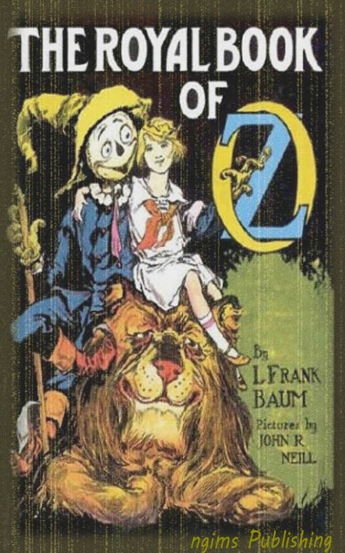 The Royal Book of Oz (Illustrated + Audiobook Download Link + Active TOC)