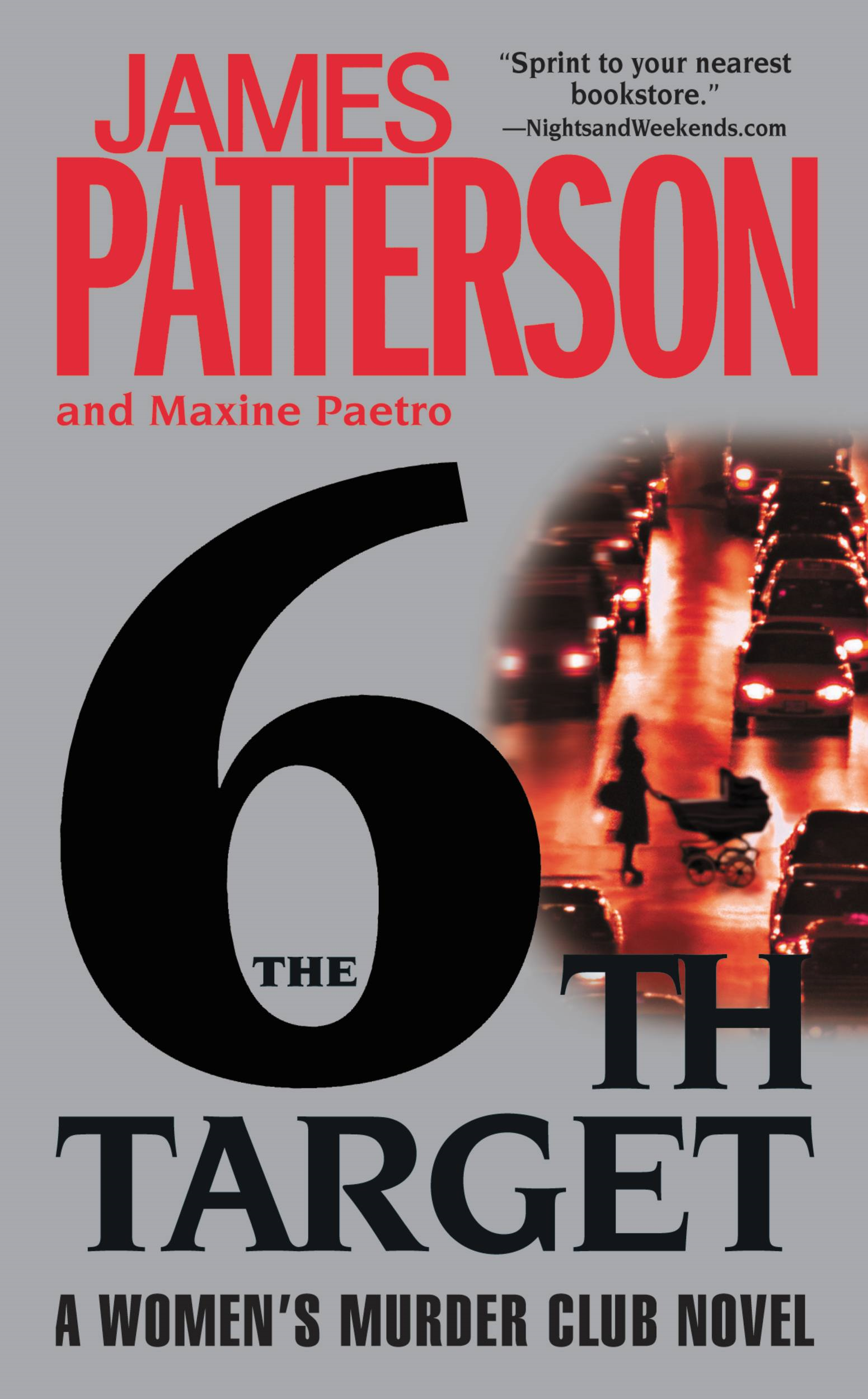 6th Target,  The By: James Patterson,Maxine Paetro