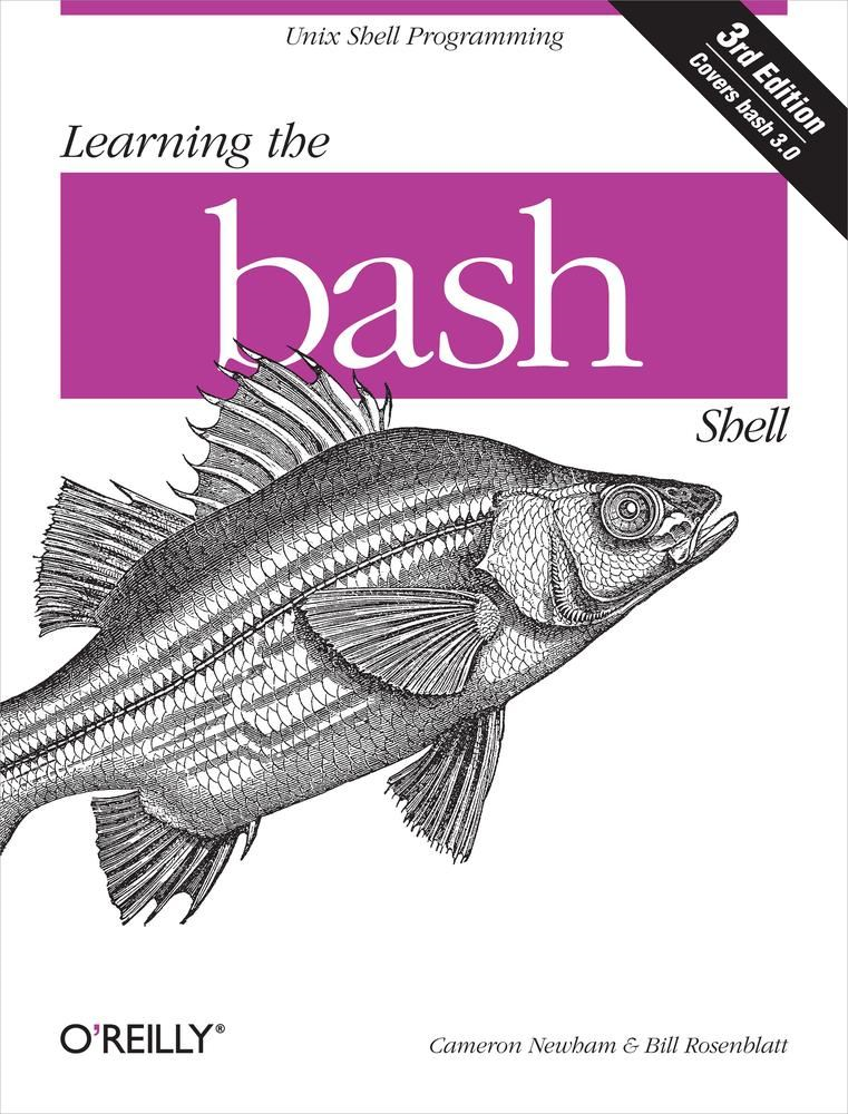 Learning the bash Shell By: Cameron Newham