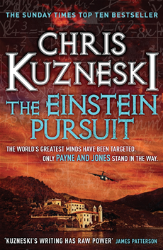 The Einstein Pursuit (Payne & Jones 8)
