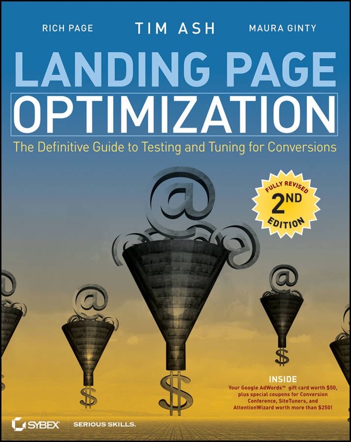 Landing Page Optimization By: Maura Ginty,Rich Page,Tim Ash