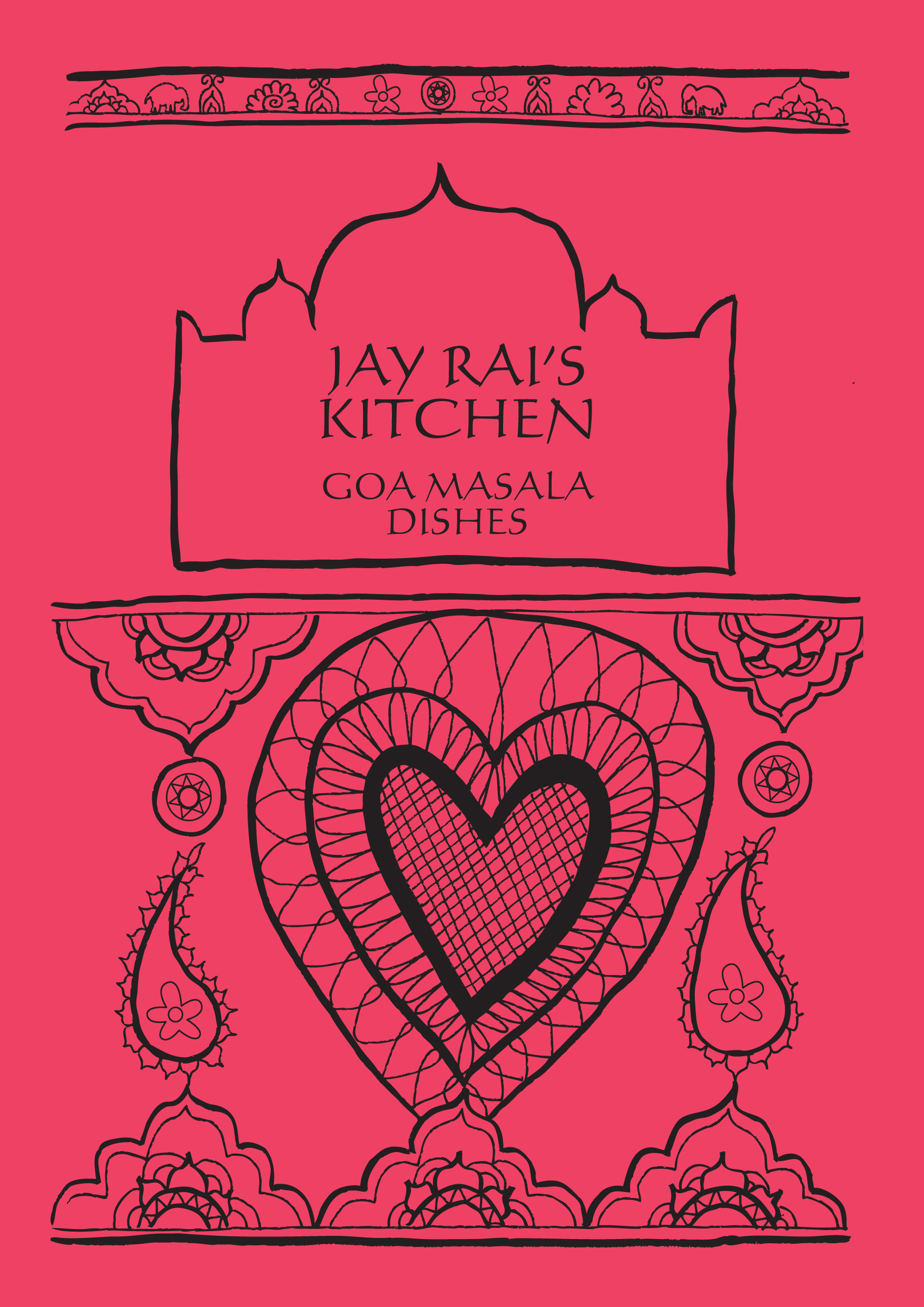 Jay Rai's Kitchen: Goan Masala Dishes