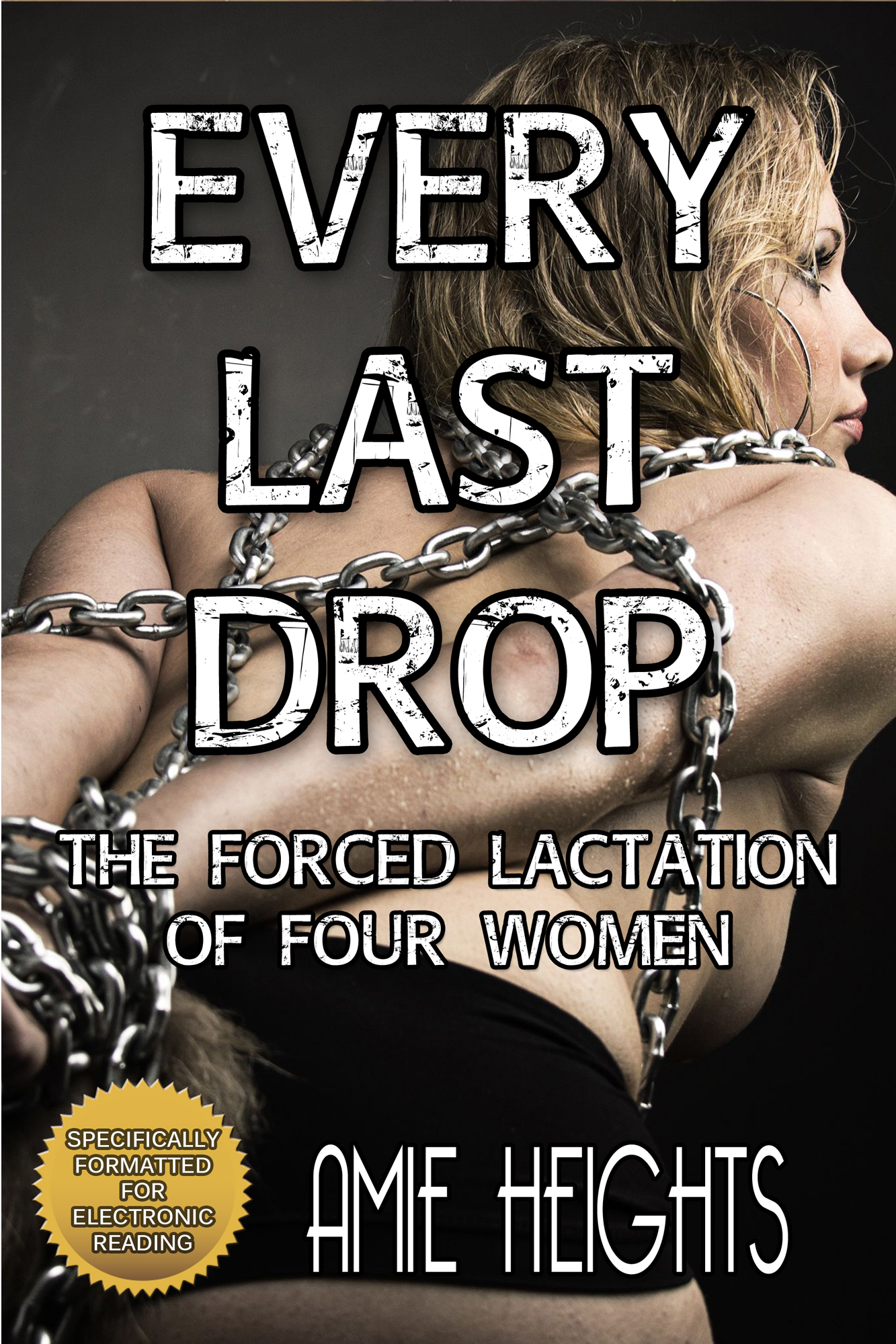 Every Last Drop (The Forced Lactation of Four Women by The Host)