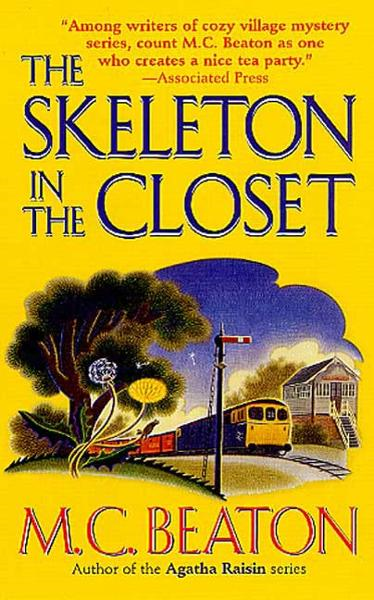 The Skeleton in the Closet By: M. C. Beaton