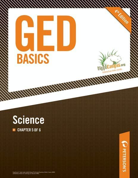 GED Basics: Science: Chapter 5 of 6