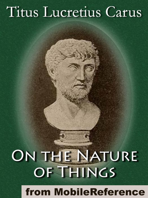 On The Nature Of Things (Mobi Classics)