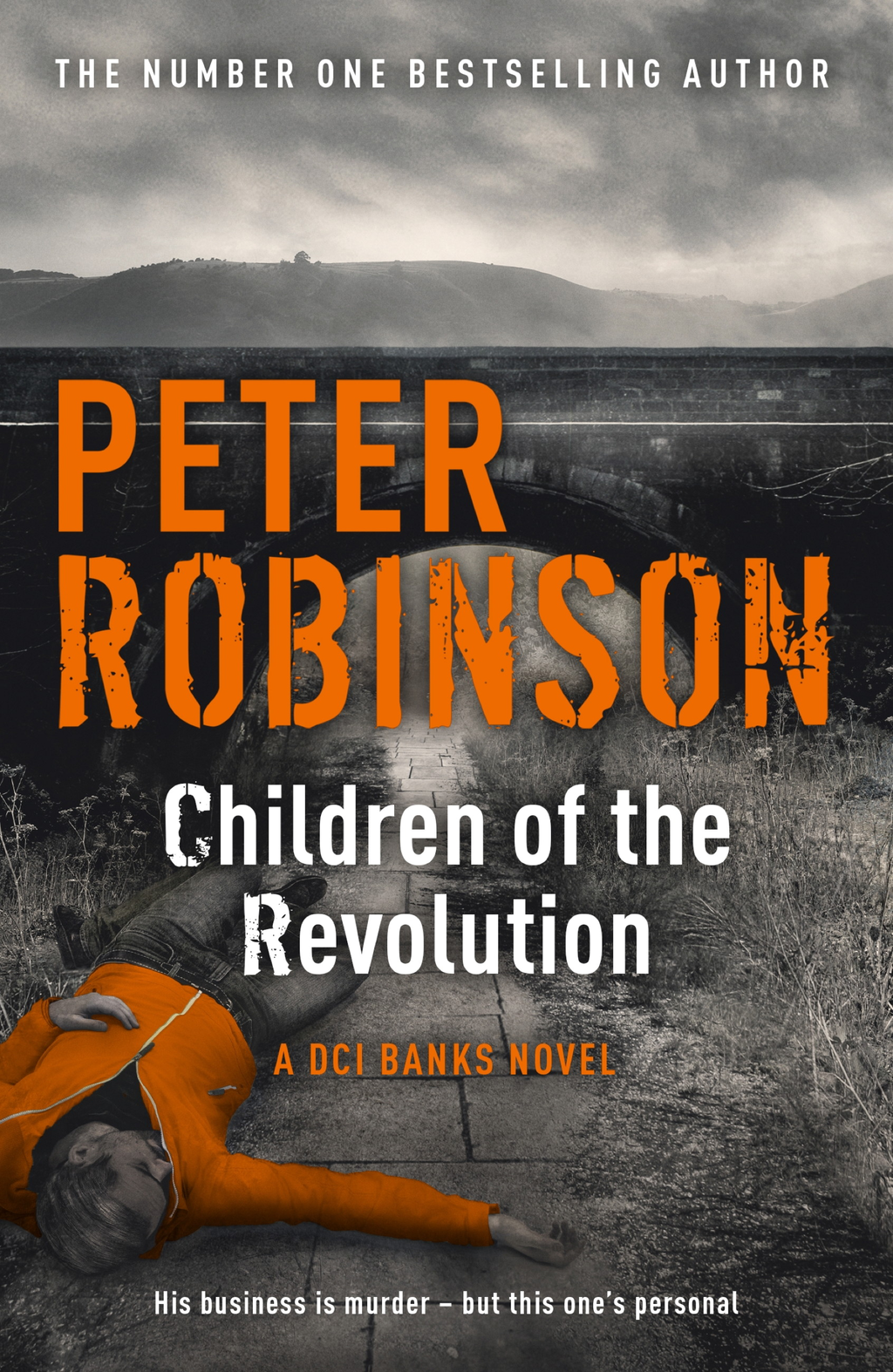 Children of the Revolution A DCI Banks Novel