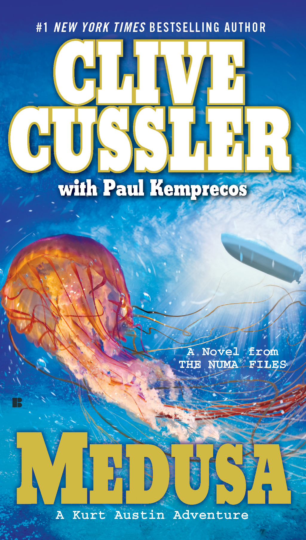Medusa By: Clive Cussler,Paul Kemprecos