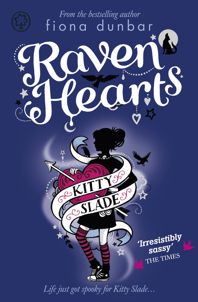 Kitty Slade 4: Raven Hearts