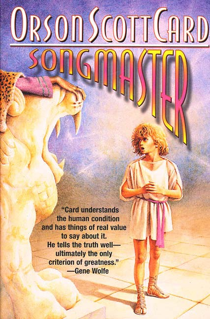 Songmaster By: Orson Scott Card