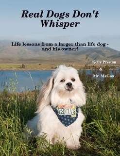 Real Dogs Don't Whisper Book