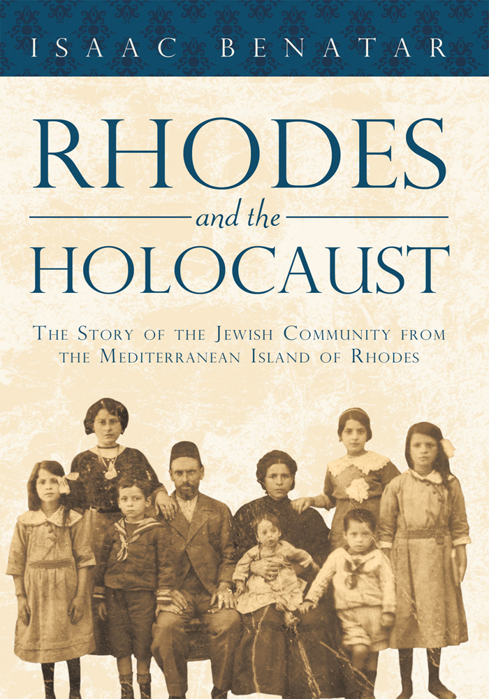 Rhodes and the Holocaust