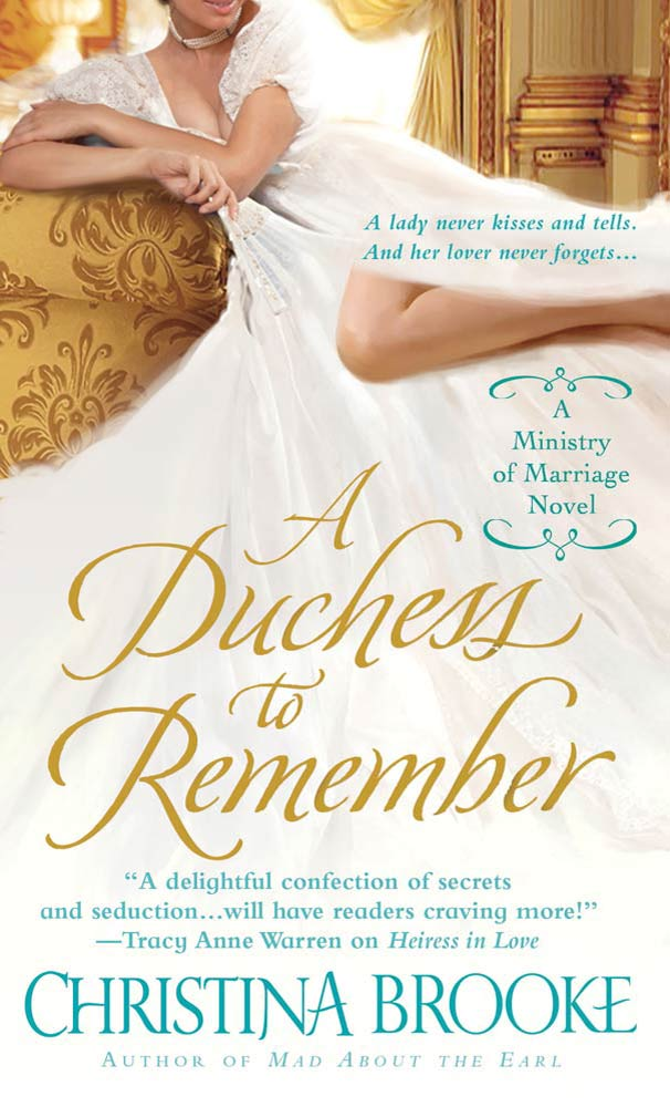 A Duchess to Remember By: Christina Brooke
