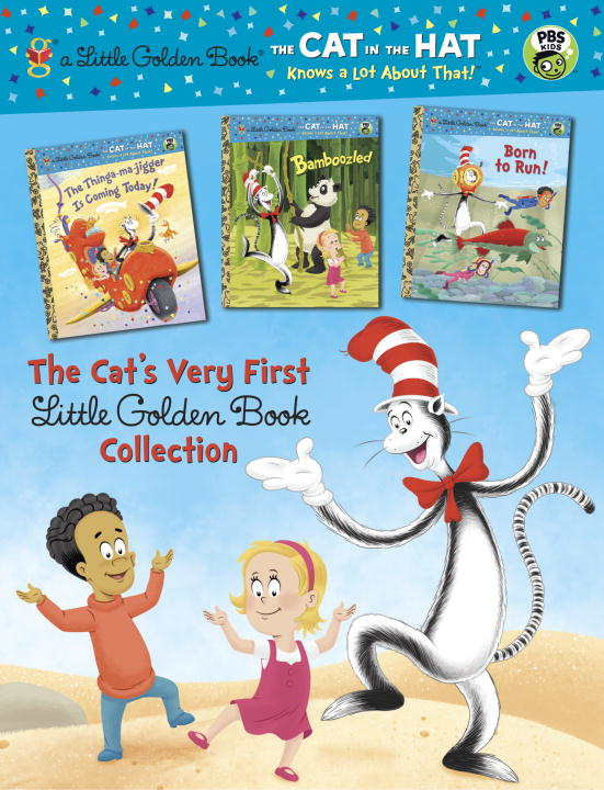 The Cat's Very First Little Golden Book Collection (Dr. Seuss/Cat in the Hat) By: Tish Rabe,Christopher Moroney