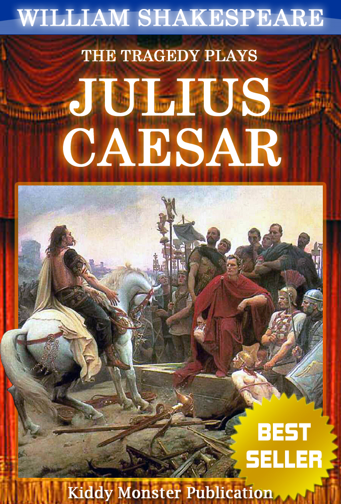 the role of the minor conspirators in the play julius caesar by william shakespeare