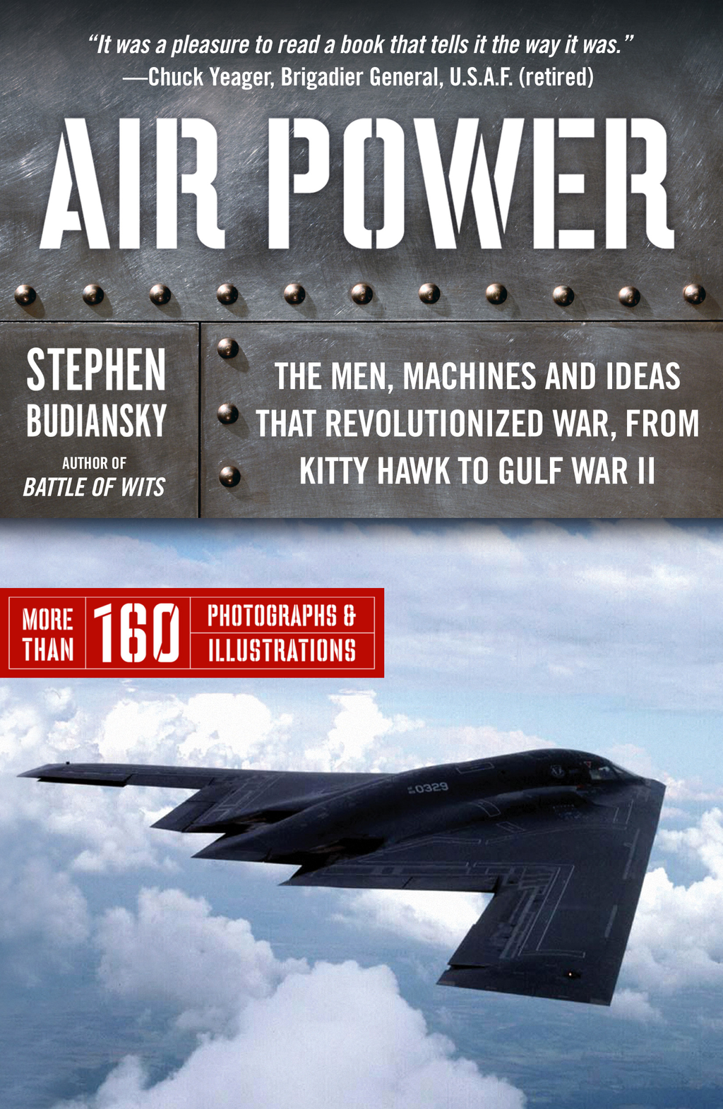 Air Power By: Stephen Budiansky