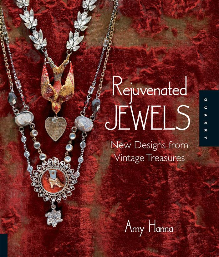 Rejuvenated Jewels: New Designs for Vintage Treasures
