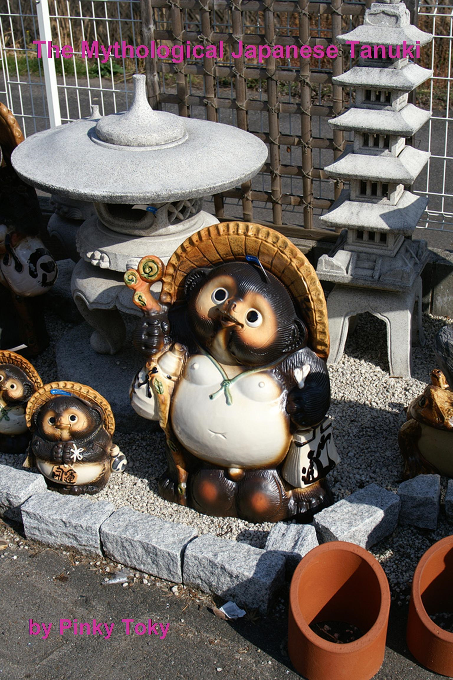 The Mythological Japanese Tanuki