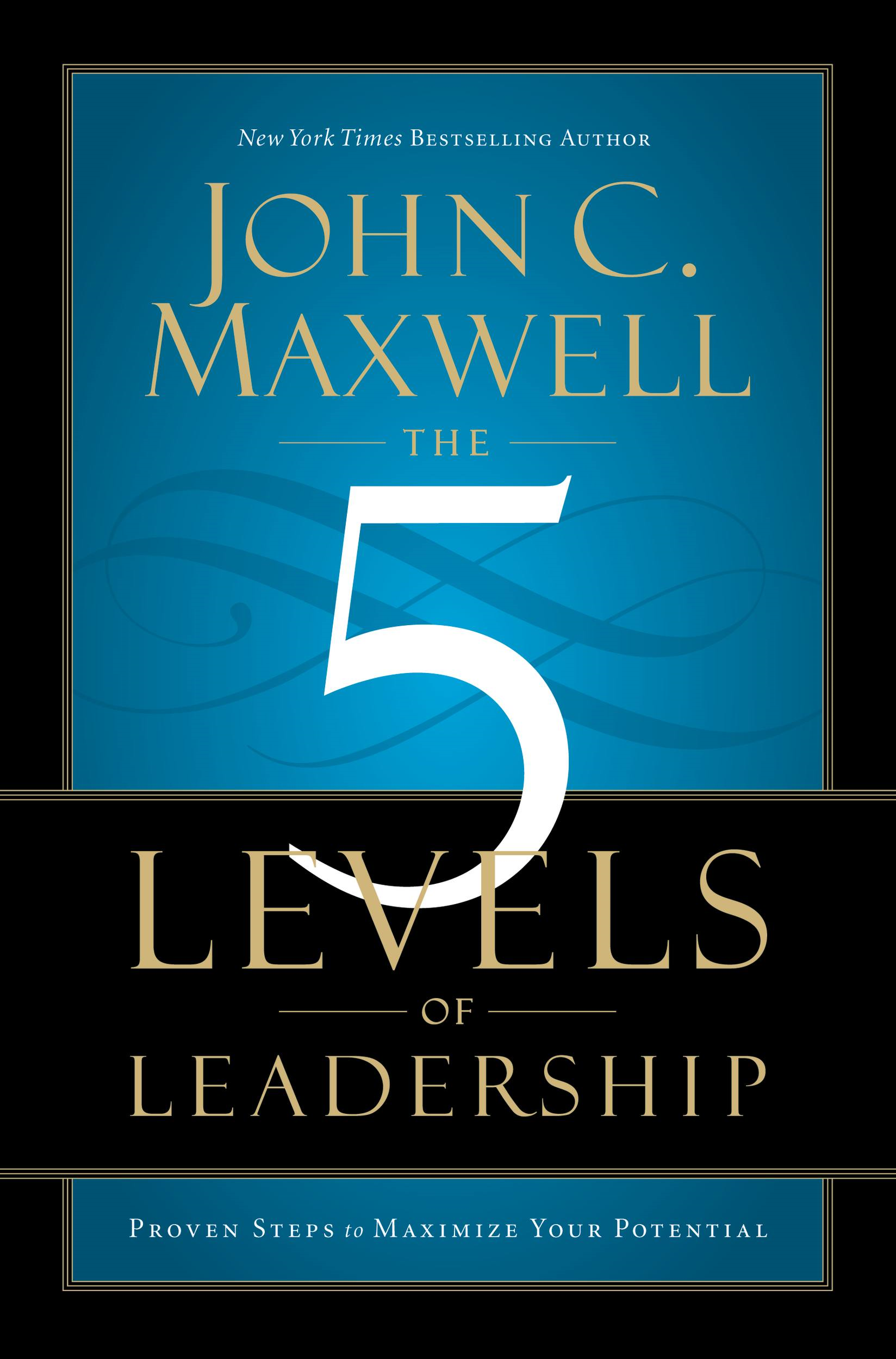The 5 Levels of Leadership By: John C. Maxwell