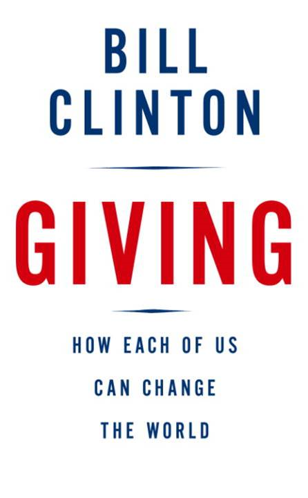 Giving By: Bill Clinton