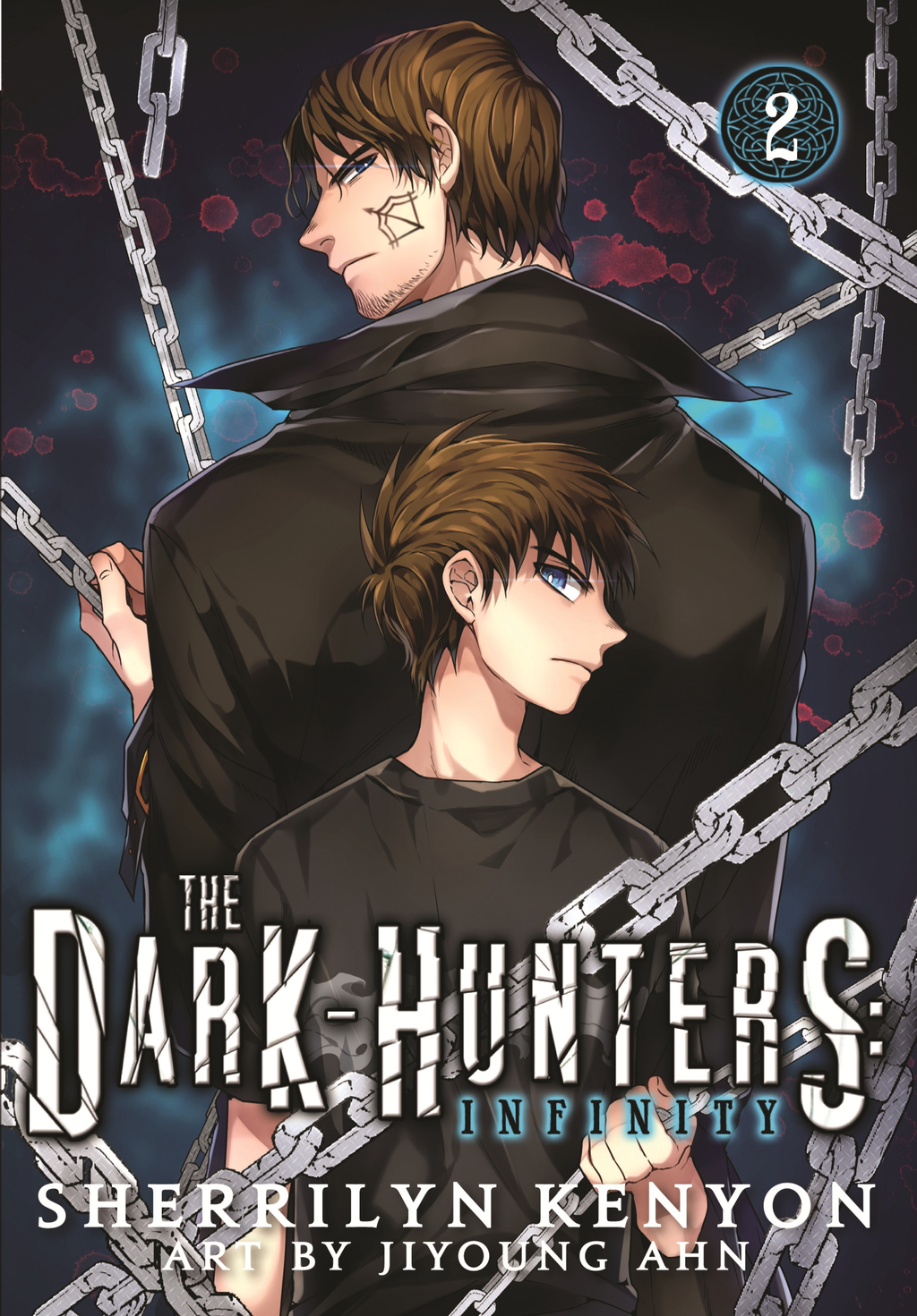 The Dark-Hunters: Infinity,  Vol. 2 The Manga