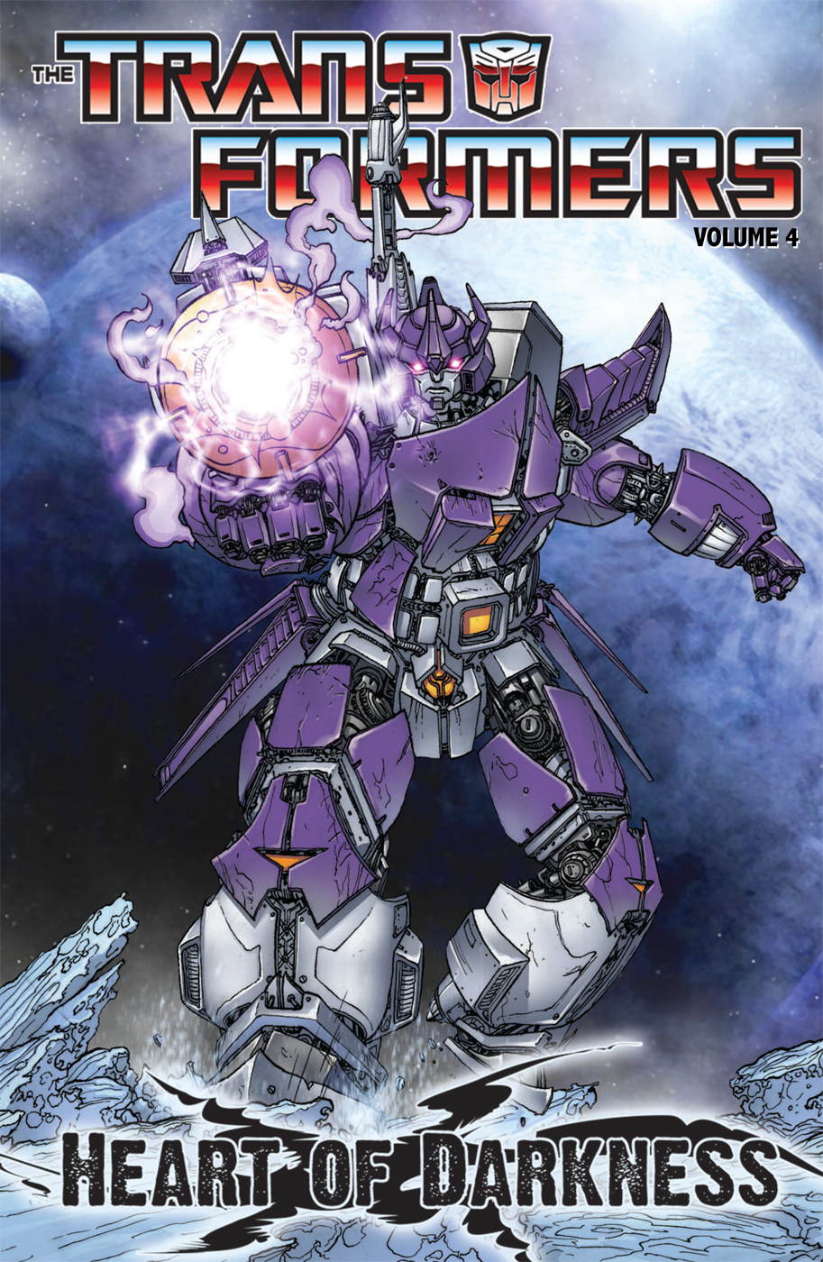 Transformers Volume 4: Heart of Darkness