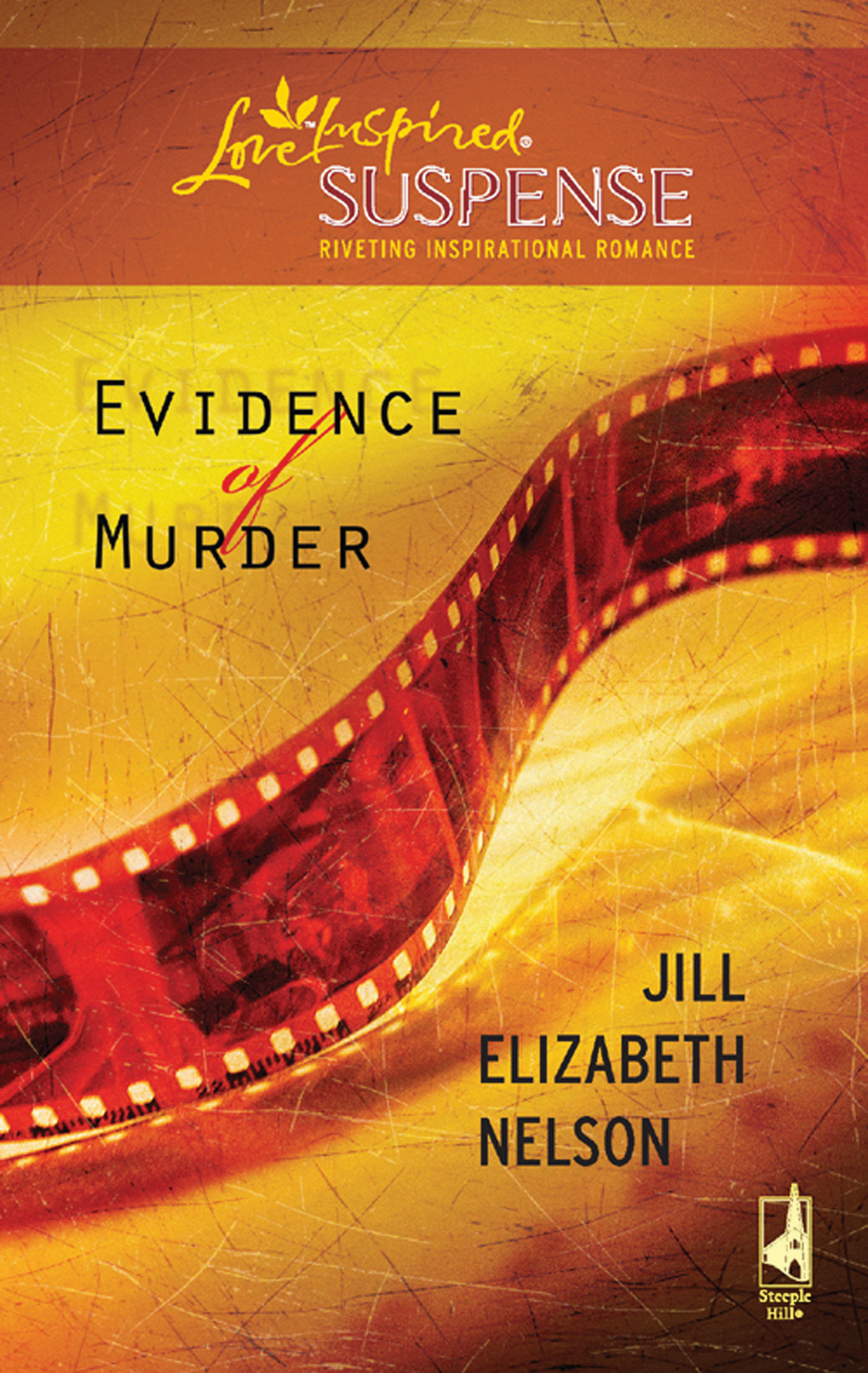 Evidence of Murder (Mills & Boon Love Inspired Suspense)