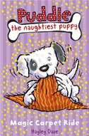 Puddle The Naughtiest Puppy: Magic Carpet Ride: