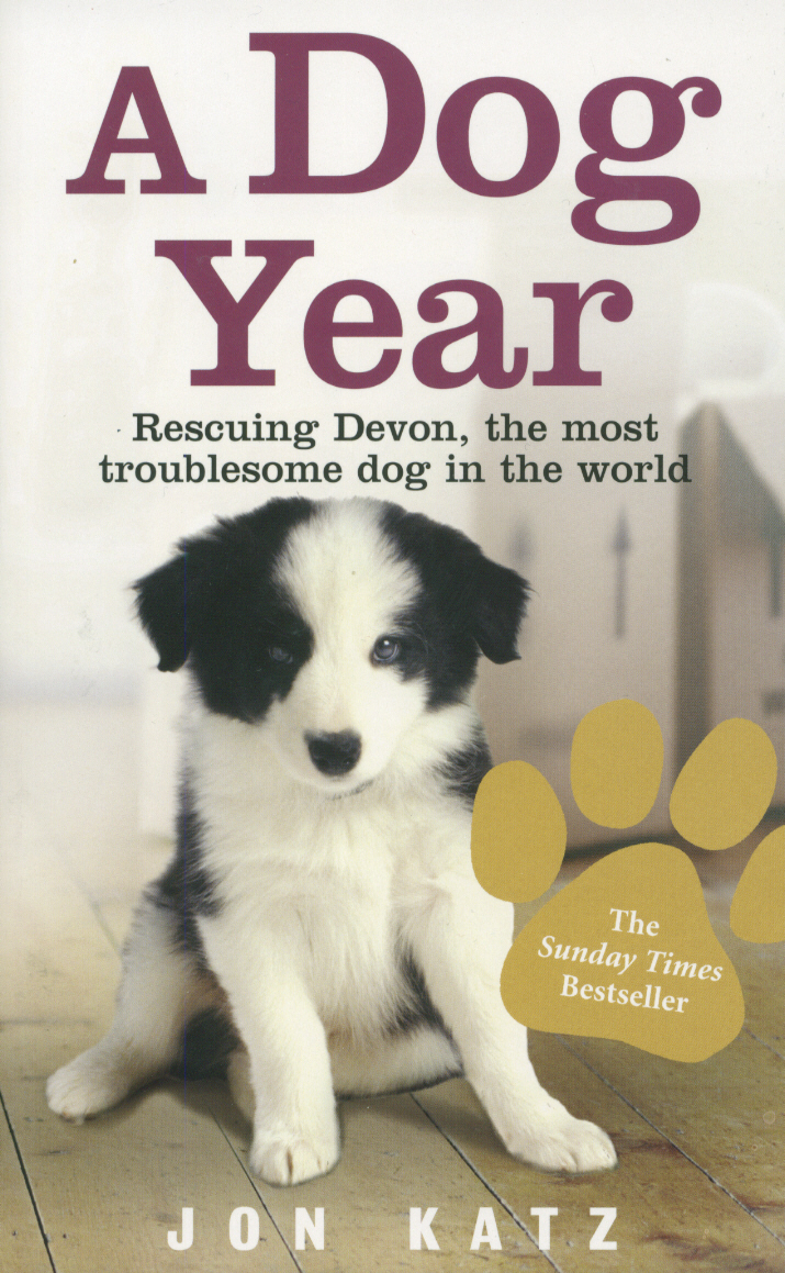 A Dog Year Rescuing Devon,  the most troublesome dog in the world