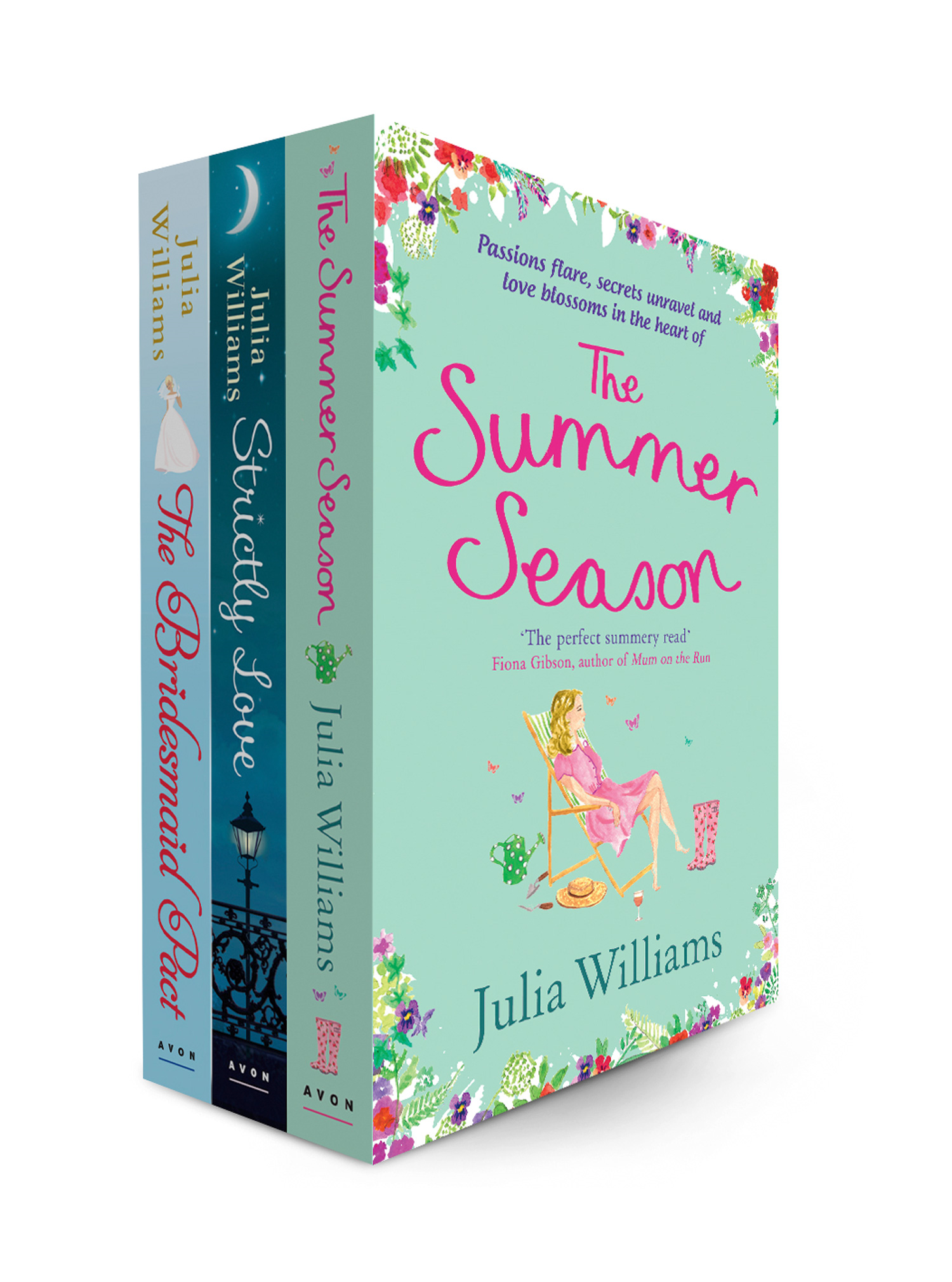 Julia Williams 3 Book Bundle