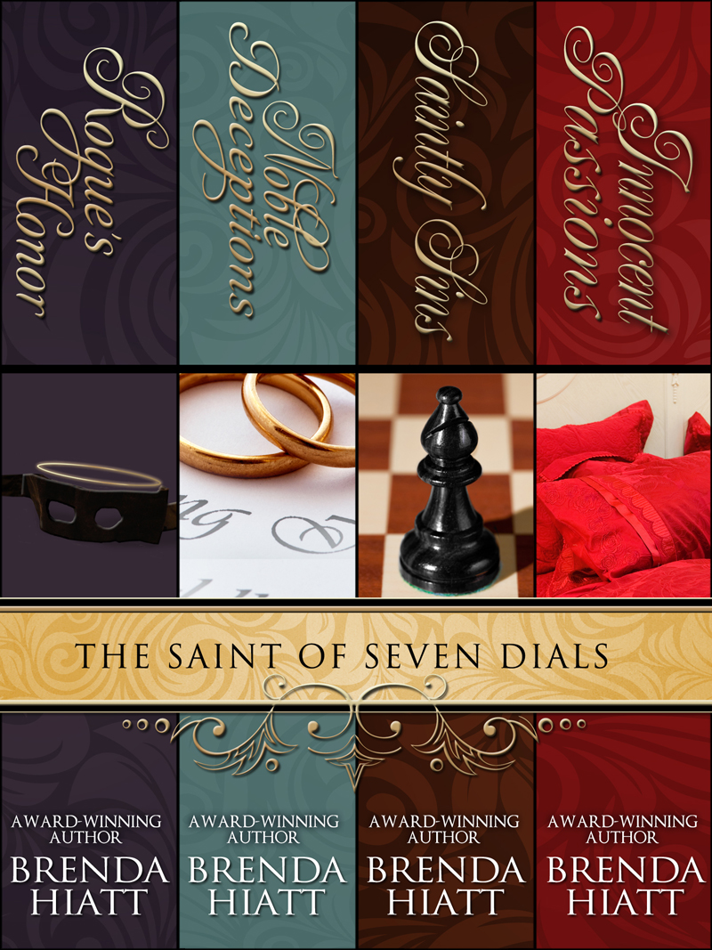 The Saint of Seven Dials By: Brenda Hiatt