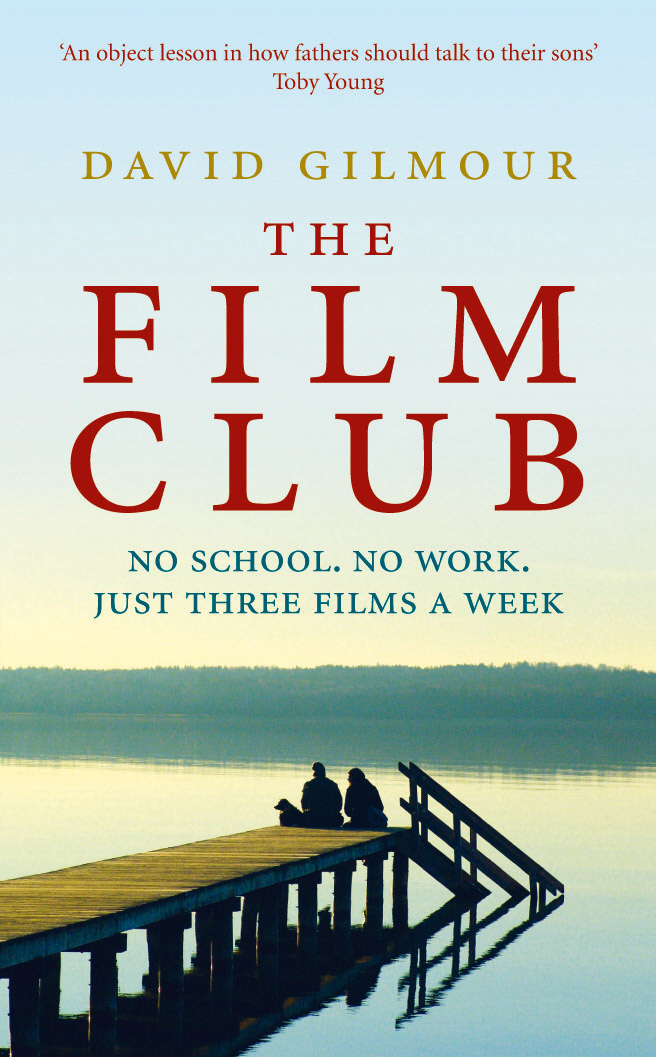 The Film Club No School. No Work ... Just Three Films a Week