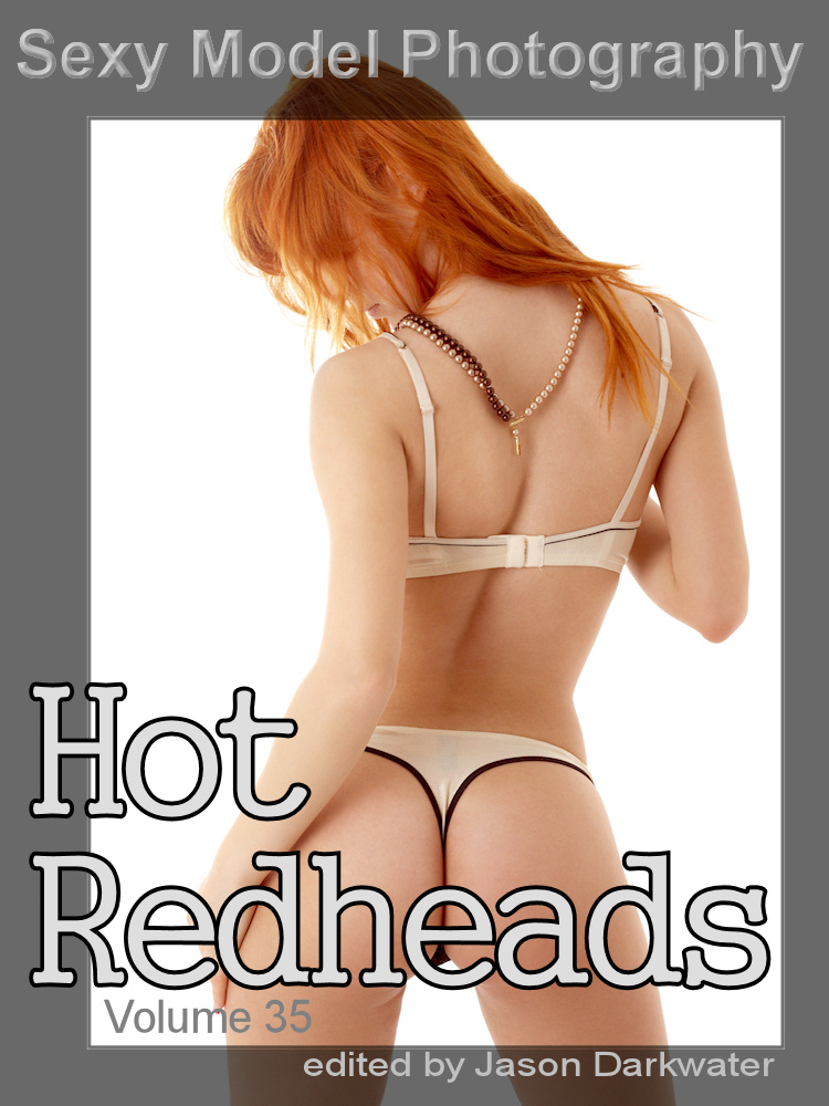Sexy Model Photography: Hot Redheads, Photos & Pictures of Redhead Babes, Women, Girls & Chicks, Vol. 35