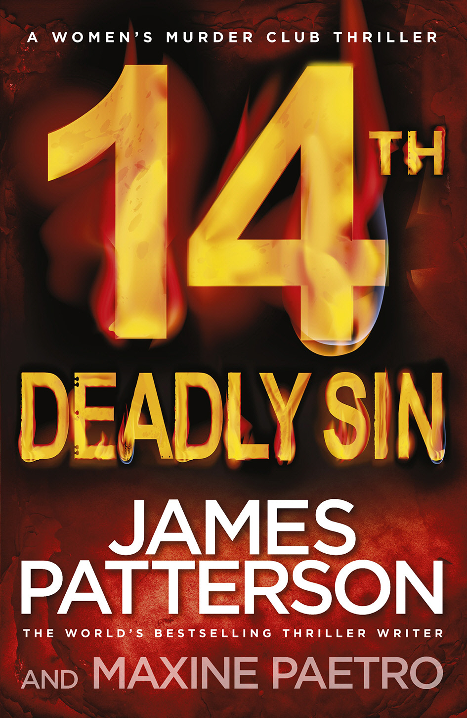 14th Deadly Sin (Women?s Murder Club 14)