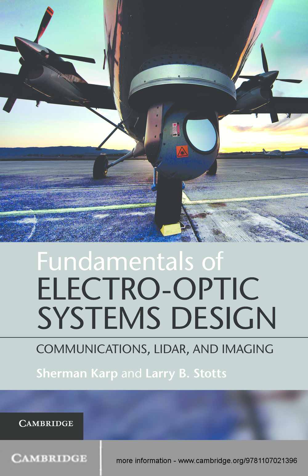 Fundamentals of Electro-Optic Systems Design Communications,  Lidar,  and Imaging