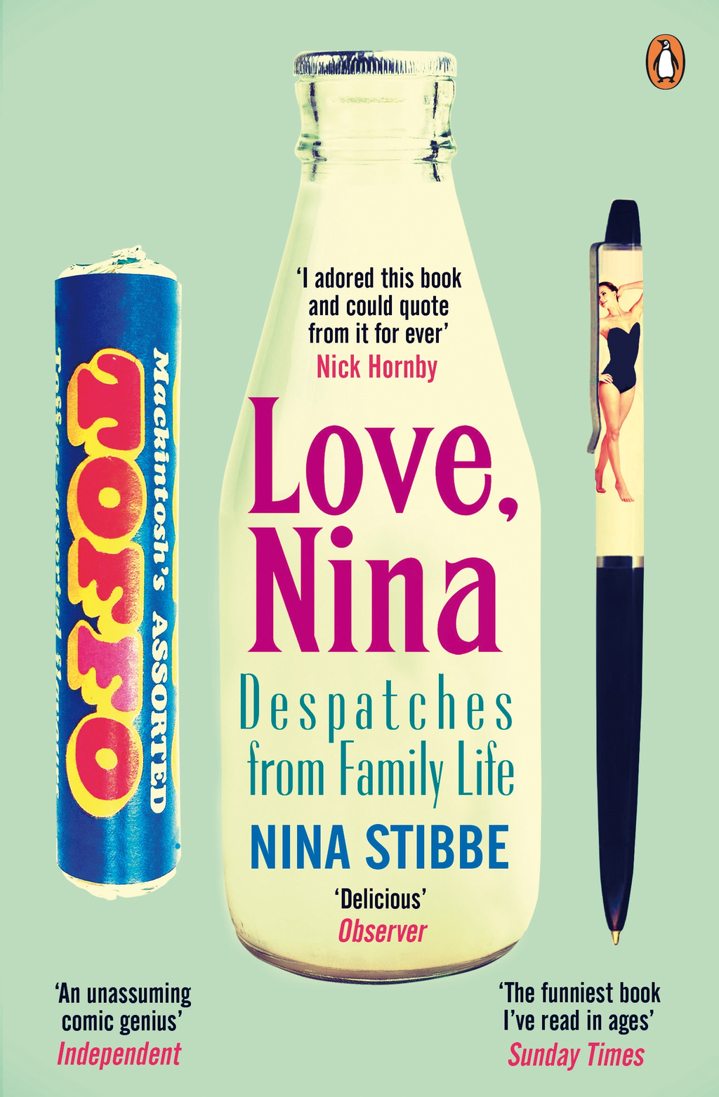 Love,  Nina Despatches from Family Life