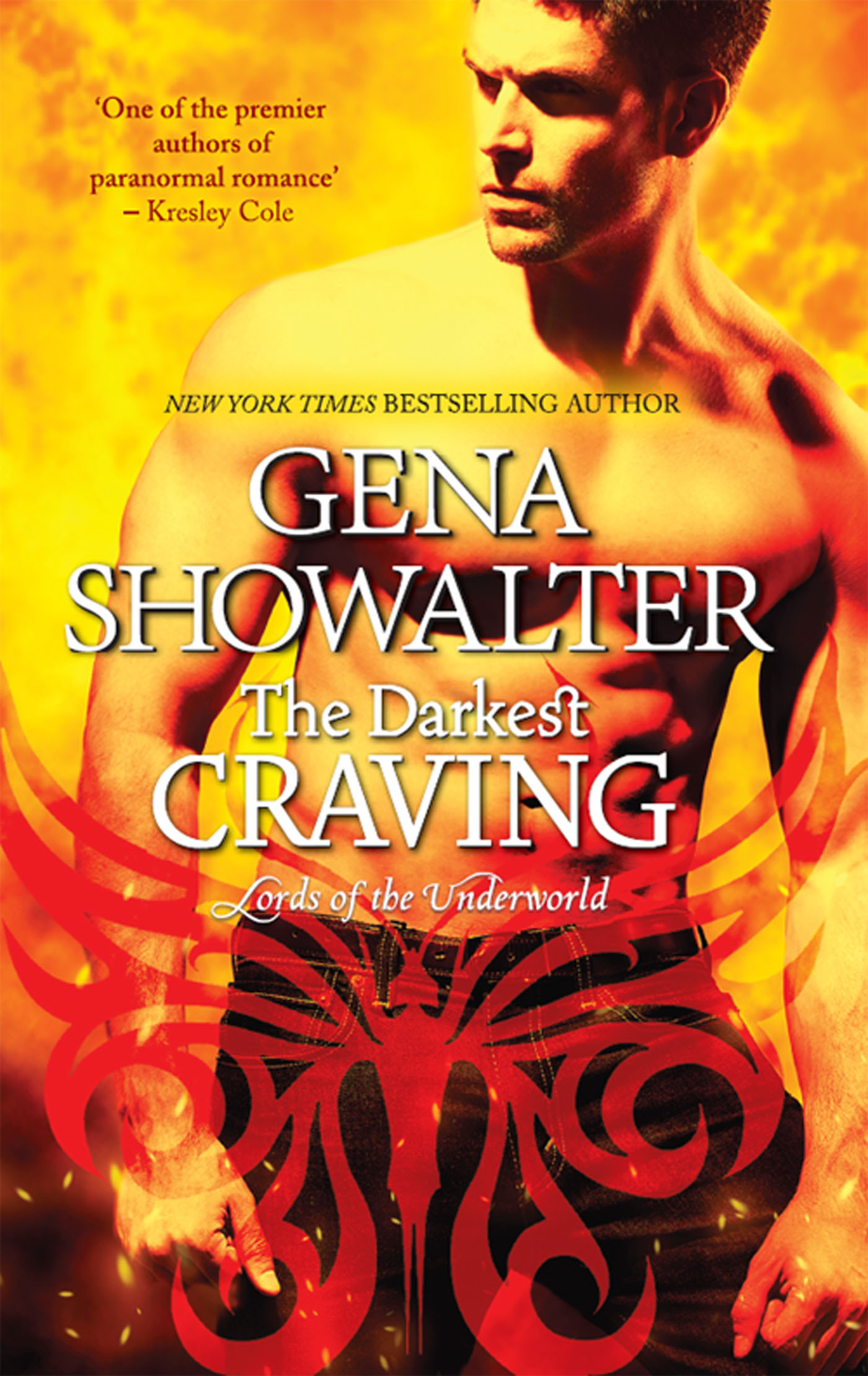 The Darkest Craving (Lords of the Underworld - Book 10)
