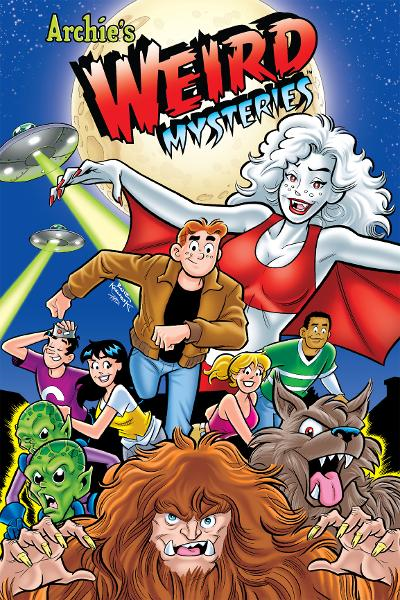 Archie's Weird Mysteries By: Paul Castiglia