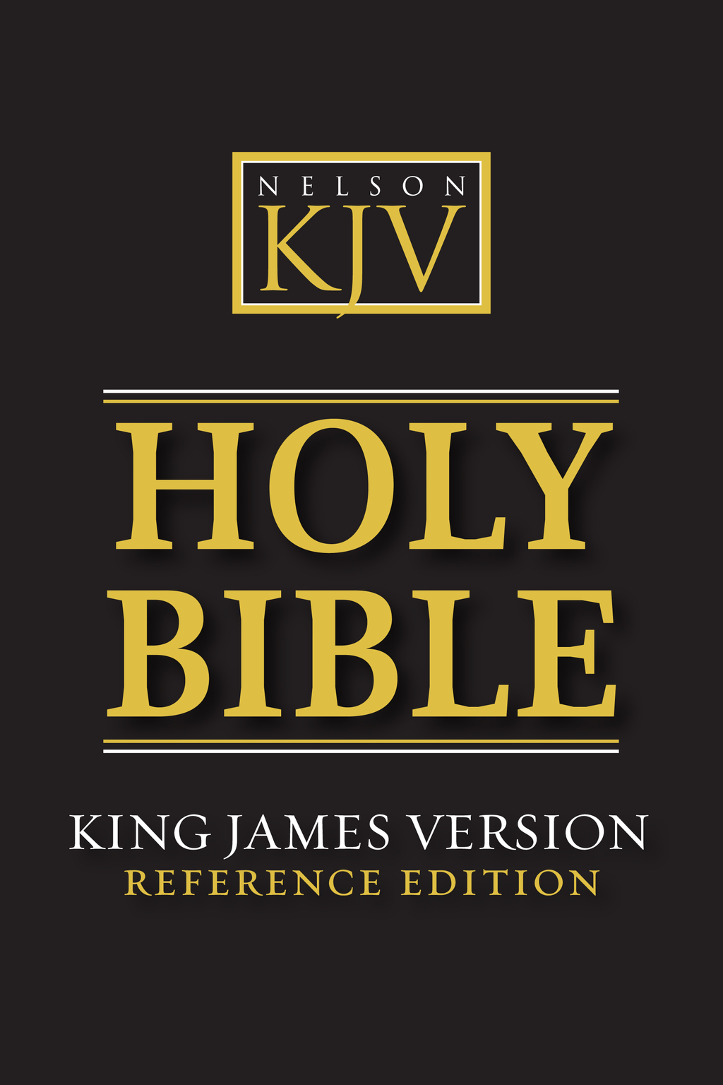 The Holy Bible, King James Reference Bible (KJV)