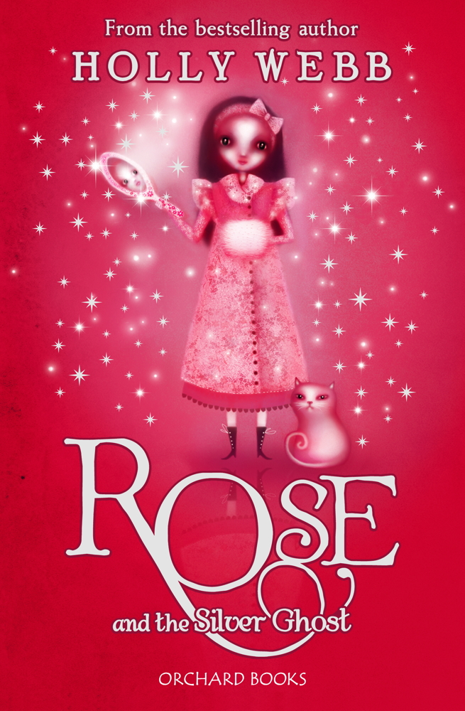 Rose 4: Rose and the Silver Ghost