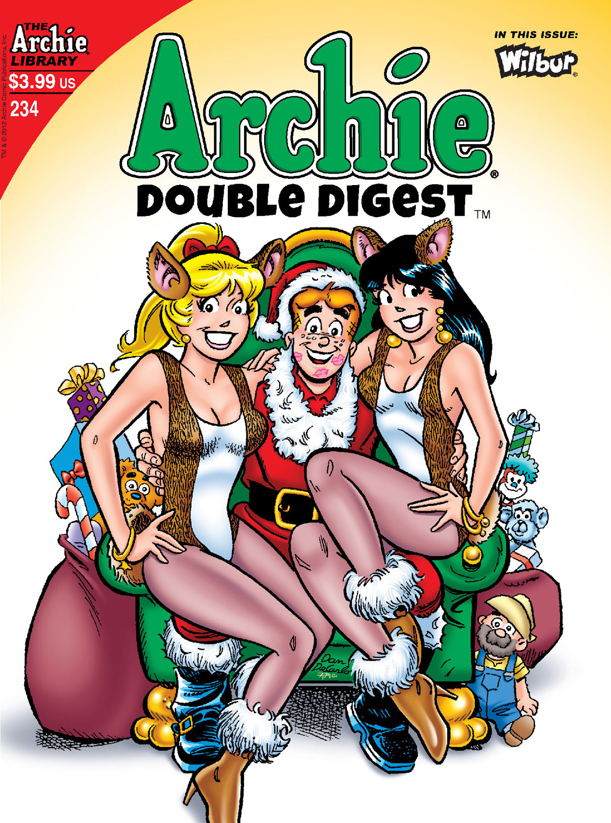Archie Double Digest #234