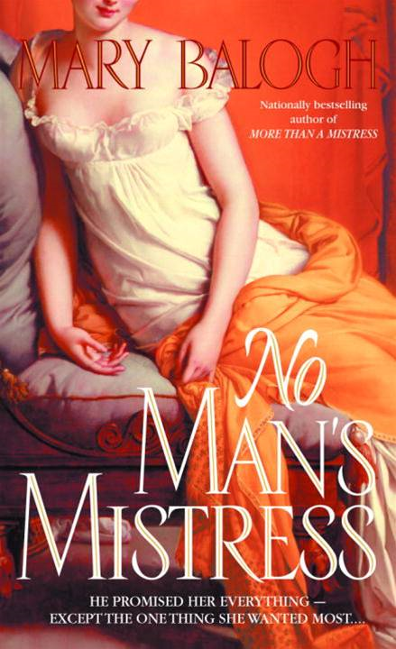 No Man's Mistress By: Mary Balogh