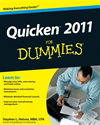 Quicken 2011 For Dummies: