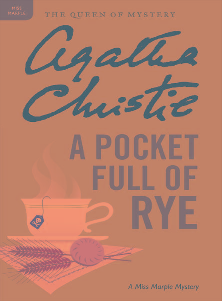 Cover Image: A Pocket Full of Rye