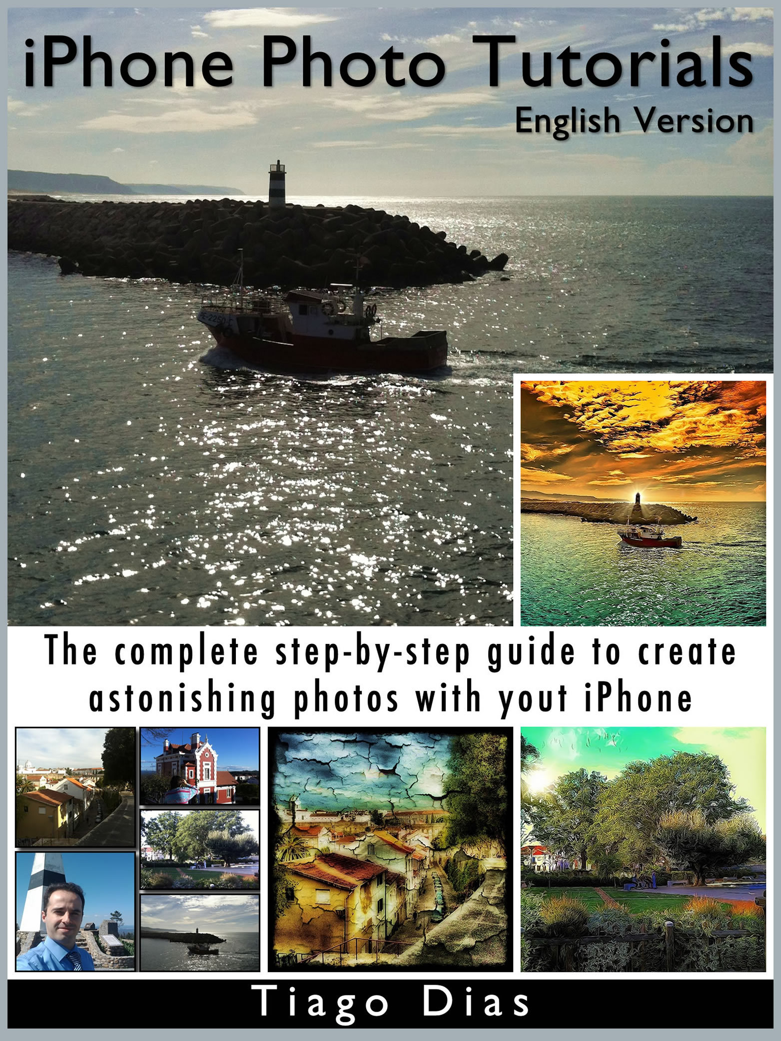 iPhone Photo Tutorials: English Version