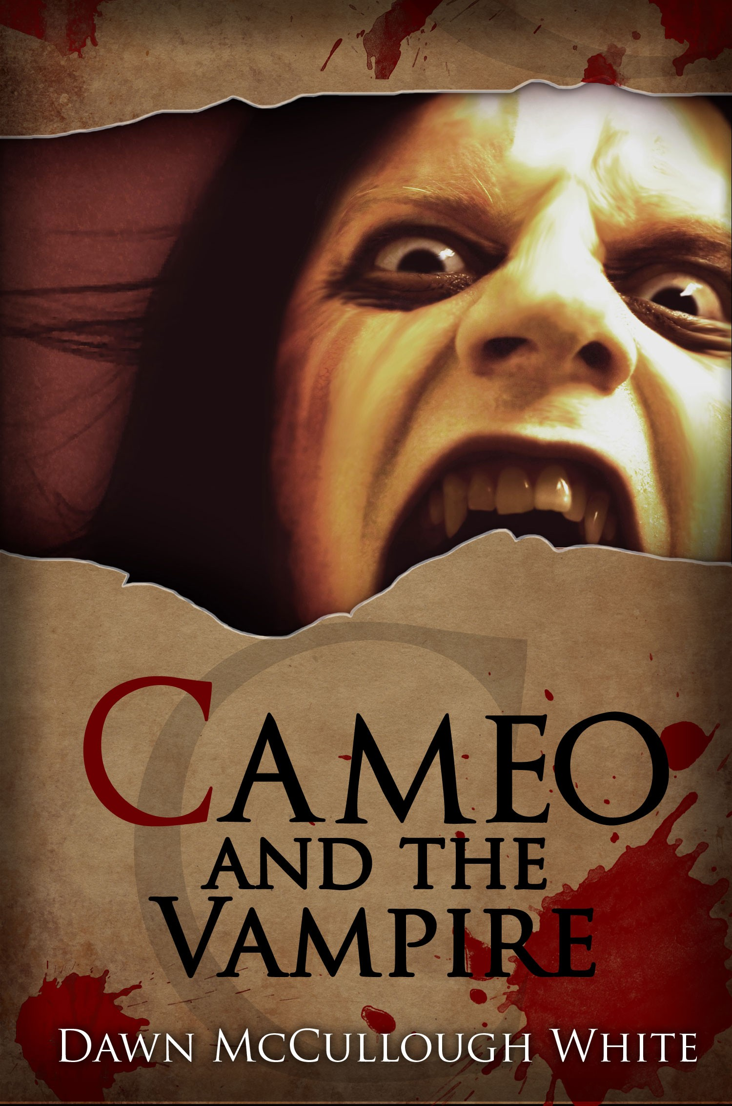 Cameo and the Vampire By: Dawn McCullough-White